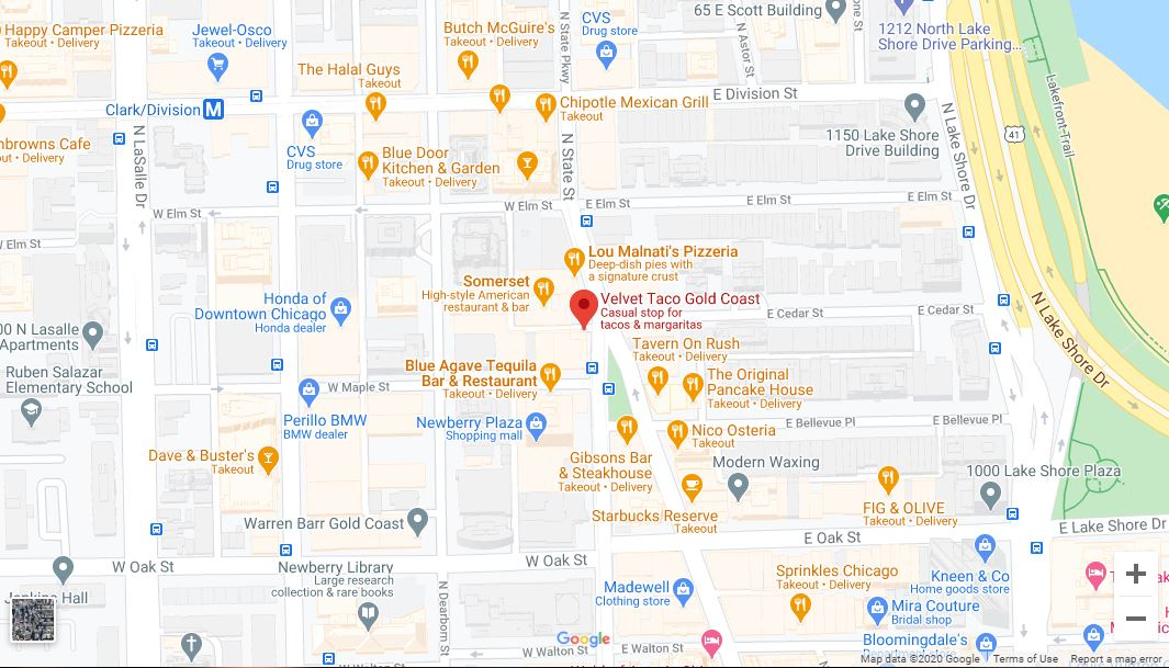 Gold Coast Google Maps Desktop