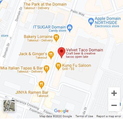 Austin Google Maps Mobile