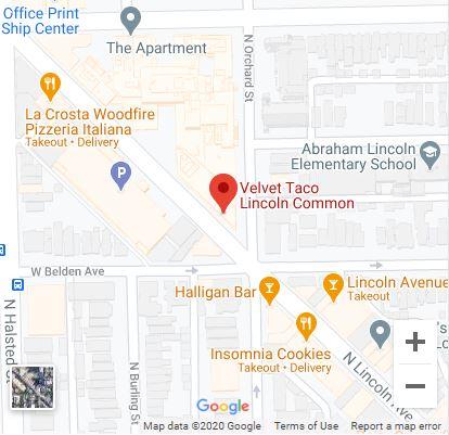 Lincoln Common Google Maps Mobile
