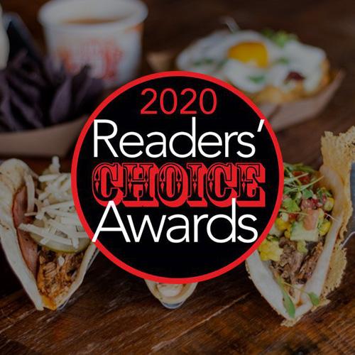 Velvet Taco Addison voted Favorite New Restaurant!