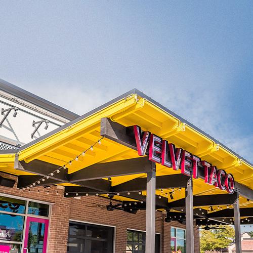 Plano Magazine – Velvet Taco Now Open