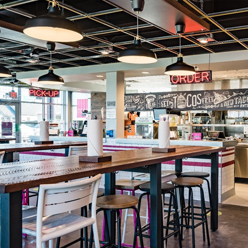 KHOU 11 – Velvet Taco opens third new location in The Heights