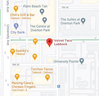 Lubbock Google Maps Mobile