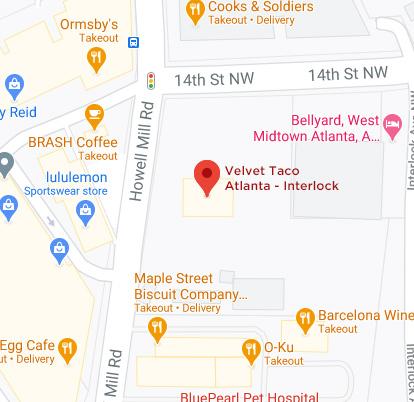 Atlanta – Interlock Google Maps Mobile