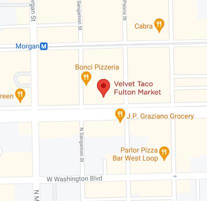 Fulton Market Google Maps Mobile