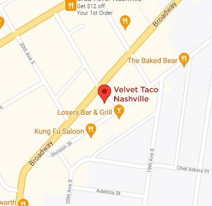 Nashville – Midtown Google Maps Mobile